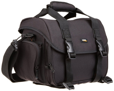 AmazonBasics-Large-DSLR-Gadget-Bag