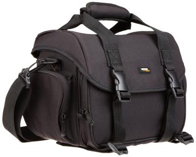AmazonBasics-Large-DSLR-Gadget-Bag