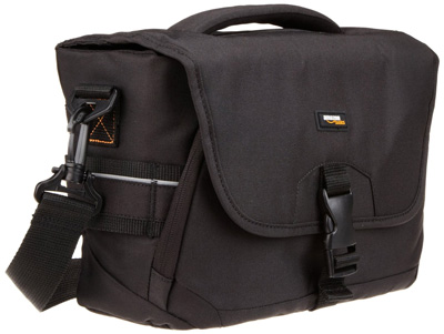 AmazonBasics-Medium-DSLR-Gadget-Bag