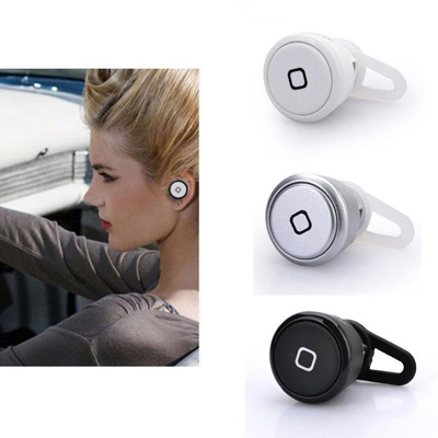 180fe8ea508 AomeTech Bluetooth Headset, White