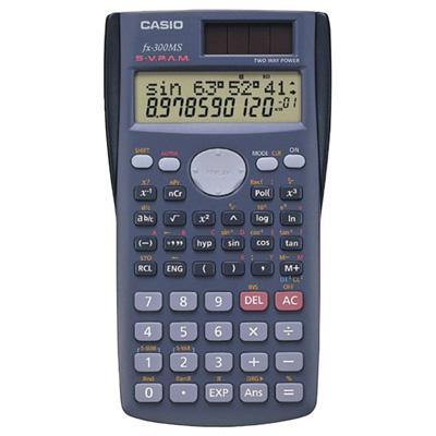 Casio-fx-300MS-Scientific-Calculator