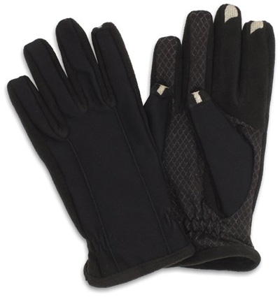Isotoner-Men's-Smartouch-Tech-Stretch-Gloves