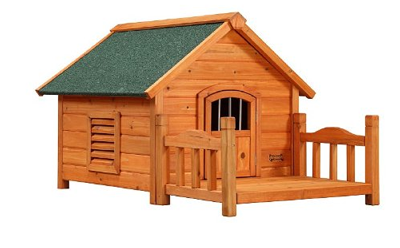 Pet-Squeak-Porch-Pups-Dog-House,-Small