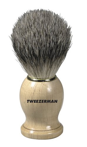 Tweezerman-Men's-Shaving-Brush