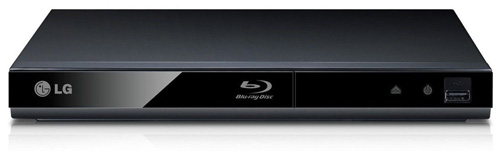 2. LG BP135 Blu-ray DVD Disc Player 1080p with Direct USB Playback