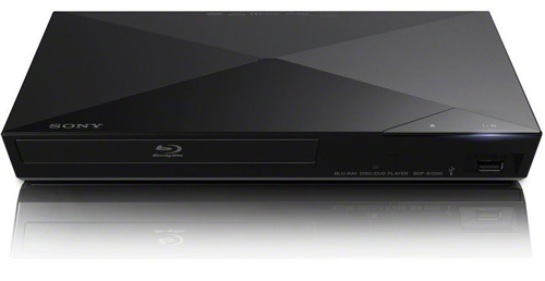 8. Sony Bdps1200 Wired Streaming Blu-ray Disc Player, Full Hd 1080p Blu-ray Disc Playback