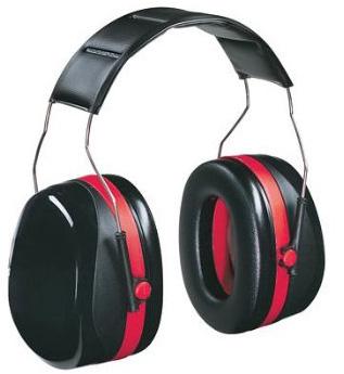 5. Peltor H10A Optime 105 Earmuff, 3M