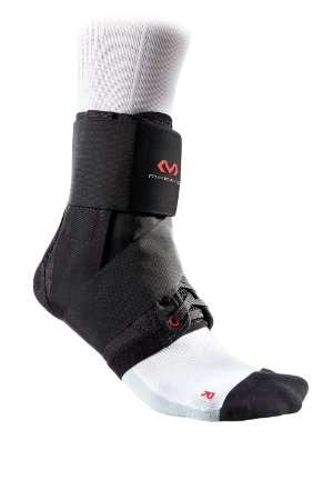 6. Ankle Brace with Strap by McDavid