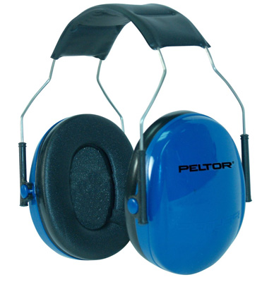 7. Peltor Junior Earmuff, 3M Blue