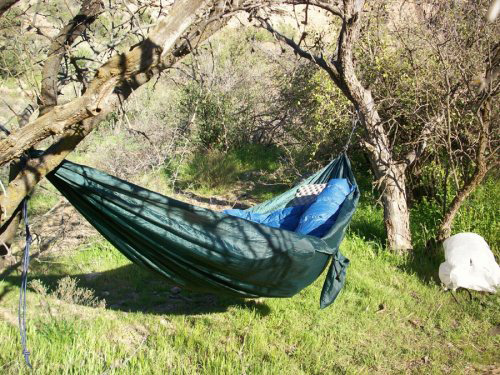 1. Grand Trunk Ultralight Hammock