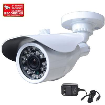 10. VideoSecu CCTV Home Surveillance Outdoor IR Bullet Security Camera