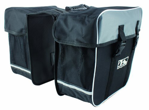 6. Double Day Tripper Bicycle Pannier by M-Wave