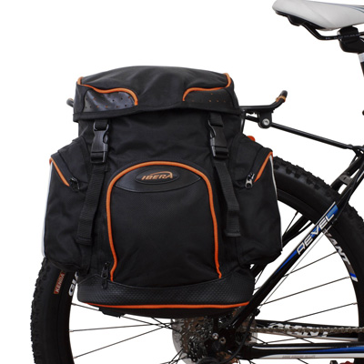 9. Bicycle Quick Clip-on Pannier from Ibera