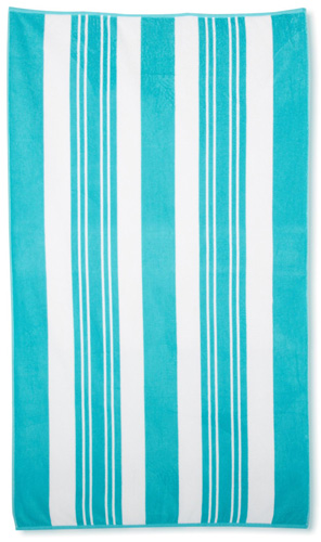 10. Northpoint Sorrento Combed Cotton Thick Terry Oversized Beach Towel