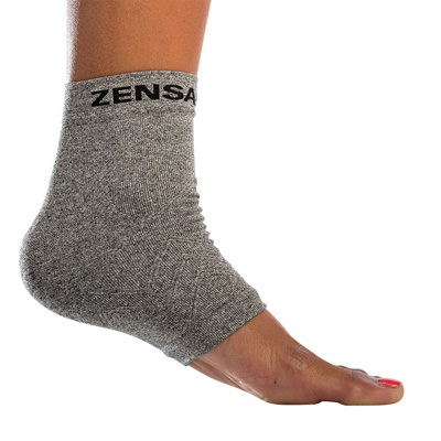 2. Compression Ankle Sleeve Ankle Support by Zensah