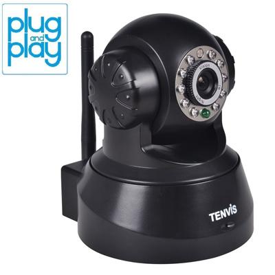 6. TENVIS JPT3815W Wireless IP Pan/Tilt/ Night Vision Internet Surveillance Camera