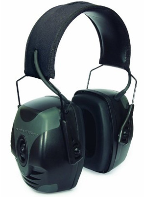 6. Howard Leight Impact Pro Electronic Shooting Earmuffs by Honeywell