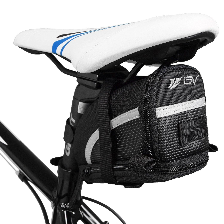 2. Bicycle Strap-Pm Seat Bag/Saddle Bag by BV