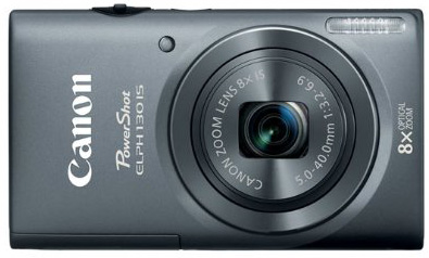 9. Canon PowerShot ELPH 130 IS 16.0 MP Digital Camera