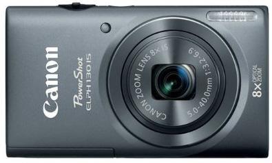 9. Canon PowerShot ELPH 130 IS 16.0 MP Digital Camera