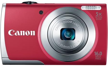 4. Canon PowerShot A2500 16MP Digital Camera