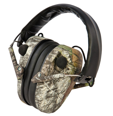 3. Low Profile E-Max Electronic Ear Muffs from Caldwell