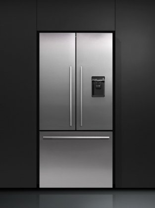 3. 17 cu. Ft. Counter Depth French Door I&W from Fisher Paykel