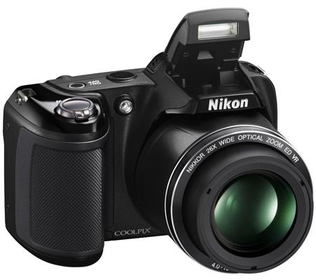 10. Nikon Coolpix L330 Digital Camera