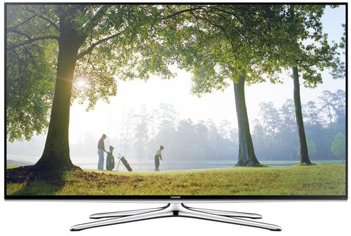 8. Samsung UN48H6350 48-Inch 1080p 120Hz Smart LED TV (2014 Model)