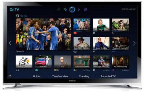 10. Samsung UE22H5600 22-inch Widescreen Full HD 1080p Slim Smart LED TV