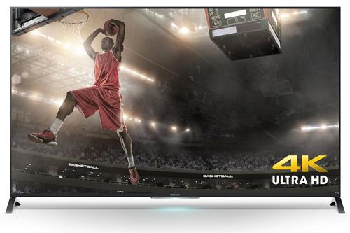 6. Sony XBR70X850B 70-Inch 4K Ultra HD 120Hz 3D Smart LED TV (2014 Model)