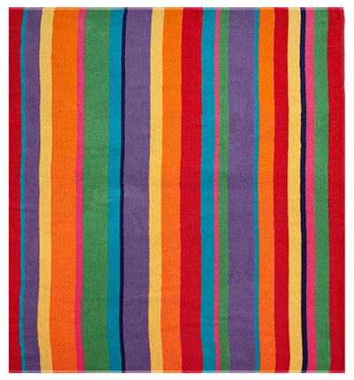 3. Cotton Craft – Summer of Siam Luxury Beach Towel for Two