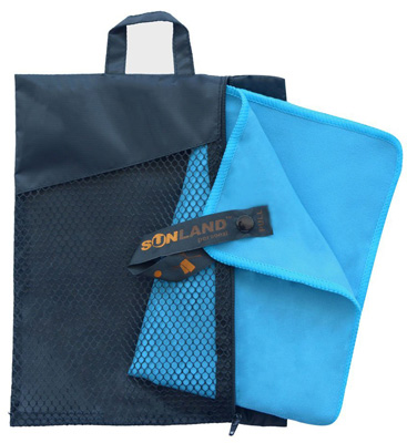 6. Sunland Microfiber Travel Sports Towels