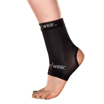 5. Compression Ankle Sleeve by Copper Wear