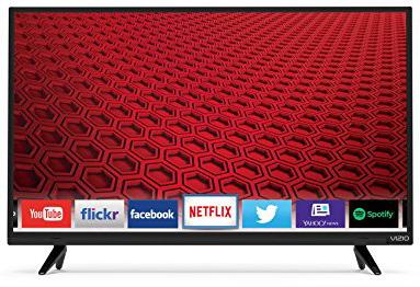 5. VIZIO E32-C1 32-Inch 1080p Smart LED HDTV