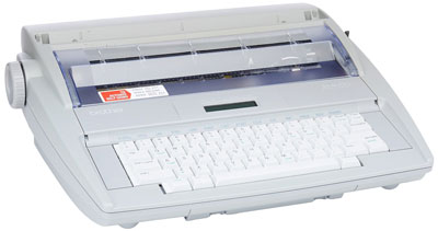 1. Brother SX-4000 Electronic Typewriter, Best Typewriters for Sale Reviews