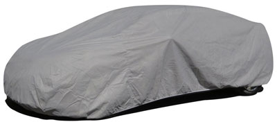 1. Budge Lite Car Cover Fits Sedans up to 200 inches, B-3 - (Polypropylene, Gray), Best Car Cover For Outdoor Or Indoor Reviews
