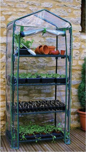 1. Gardman R687 4-Tier Mini Greenhouse, greenhouse kits for sale