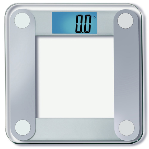 1. EatSmart Precision Digital Bathroom Scale W/ Extra Large Lighted Display