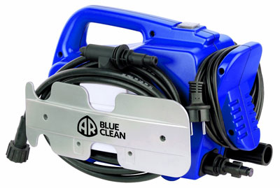 5. AR Blue Clean AR118 1,500 PSI 1.5 GPM Hand Carry Electric Pressure Washer