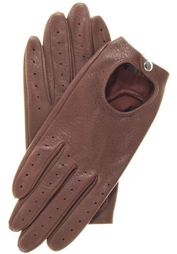 4. Pratt & Hart, Women's Deerskin Leather Driving Gloves