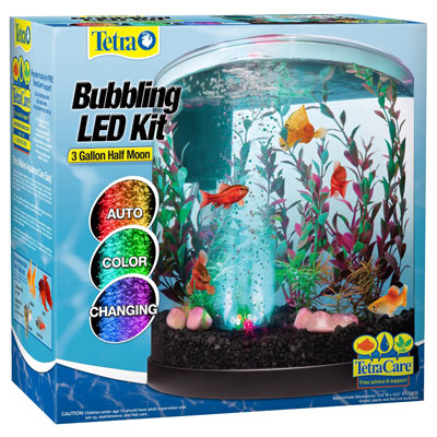 3. Tetra 29041 Half Moon Bubbler, 3-Gallon