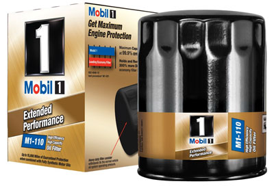 10. Mobil 1 M1-110 Extended Performance Oil Filter