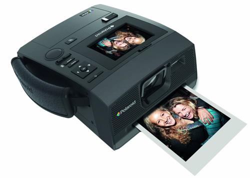 8. Polaroid Z340 Instant Digital Camera with ZINK (Zero Ink) Printing Technology