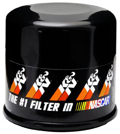 8. K&N PS-1008 Pro Series Oil Filter