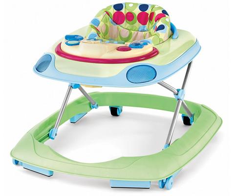 10. Chicco Lil Piano Splash Walker