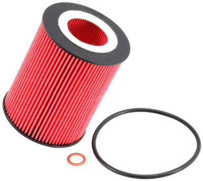 5. K&N PS-7007 Pro Series Oil Filter