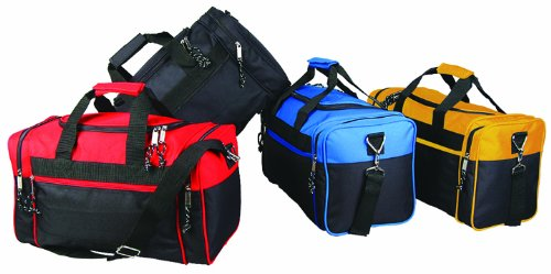 10. Travel Size Sports Durable Gym Bag