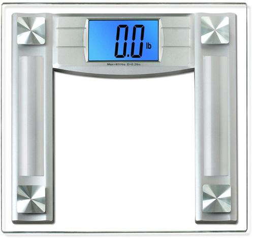 4. BalanceFrom High Accuracy Digital Bathroom Scale