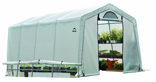 3. Shelter Logic Grow it Greenhouse-in-a-Box Easy Flow Greenhouse